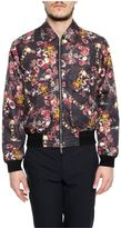 Christian Dior Printed Bomber Jacket