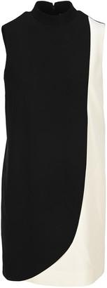 Givenchy Two Tone Sleeveless Dress