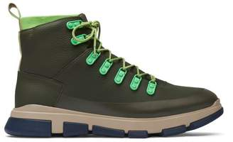Swims City Hiker Leather Boots
