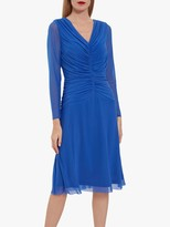 Gina Bacconi Robina Mesh Dress