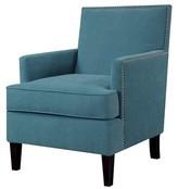 Nobrand No Brand Robin Track Arm Club Chair - Blue