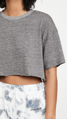 Spiritual Gangster Solstice Cropped Tee