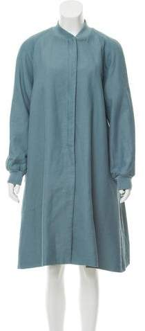 Maison Margiela Long Bomber Coat