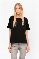 French Connection Gifty Woven Mix T-Shirt