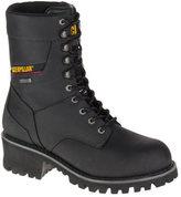 Caterpillar Men's Clearcut Waterproof Steel Toe Logger Boot