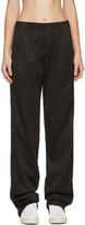 Givenchy Black Logo Tape Track Pants