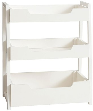 Pottery Barn Kids Small Spaces Ladder Bookcase