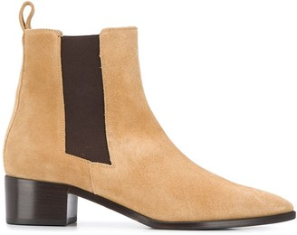 AEYDĒ Lou ankle boots