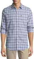 Original Penguin Jasper-Plaid Oxford Shirt