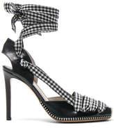 Altuzarra Leather D'Orsay Heels