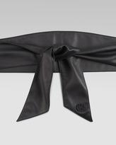 Gucci Leather Wrap Belt