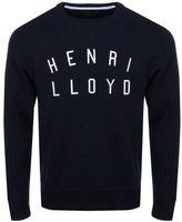 Henri Lloyd Adderly Crew Neck Sweatshirt Navy