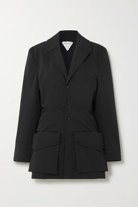 Bottega Veneta Stretch-twill Blazer - Black
