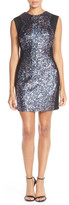 French Connection Sequin Bodycon Dress