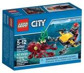Lego City Deep Sea Explorers Scuba Scooter 60090
