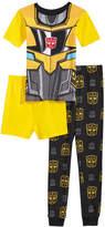 Transformers 3-Pc. Cotton Pajama Set, Little & Big Boys