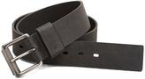"Kenneth Cole 1.75"" Leather Roller-Buckle Belt"