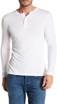 Genetic Los Angeles Long Sleeve Henley Shirt