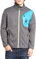 Spyder Men's Zip Front Windbreaker