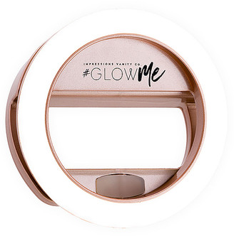 Impressions Vanity GlowMe 2.0 USB Rechargeable LED Selfie Ring Light
