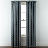 Liz Claiborne Henri Blackout Rod-Pocket/Back-Tab Curtain Panel