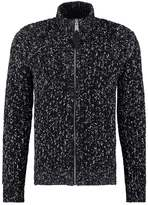Schott Nyc Ship Cardigan Mix Navy