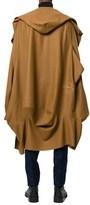 Vivienne Westwood Men's Brown Wool Coat.