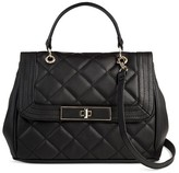 Mossimo Women's Quilted Satchel Handbag