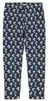 Crafted Kids AOP Leggings Pants Trousers Bottoms Girls Floral Print