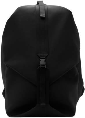Côte and Ciel Black EcoYarn Large Oril Backpack