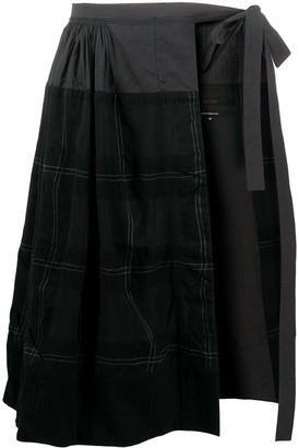 Ziggy Chen Skirt Wrap