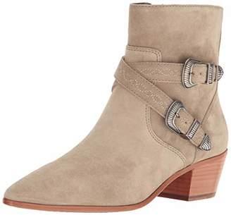 Frye Women's Ellen Buckle Short Western Boot