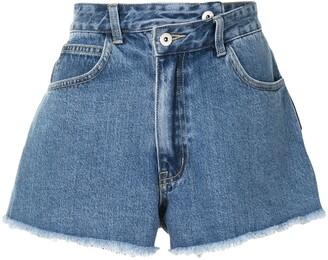 Ground Zero Denim Cut-Off Shorts