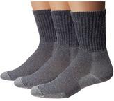 Thorlos Ultra Light Hiking 3 Pair Pack Crew Cut Socks Shoes