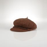 Ralph Lauren Wool-Blend Fisherman's Cap
