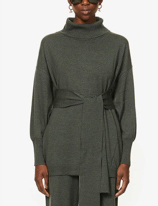 Gestuz Amira turtleneck wool jumper