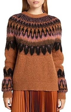 A.L.C. Hollis Patterned Sweater
