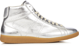 Maison Margiela Ace mid-top leather trainers