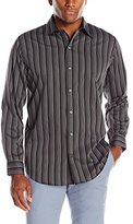 Van Heusen Men's Long Sleeve Stripe Shirt