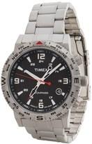 Timex Intelligent Quartz Adventure Series Watch - Stainless Steel Bracelet (For Men)