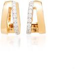 Antonini Siracusa Earrings in Yellow Gold