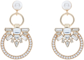 Accessorize Pearly Ring Statement Earrings