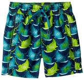 Hatley Friendly Manta Rays Swim Trunks Boy's Swimwear