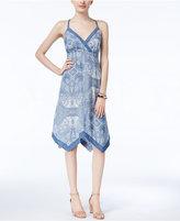 INC International Concepts Handkerchief-Hem Dress, Created for Macy's