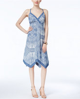 INC International Concepts Handkerchief-Hem Dress, Only at Macy's