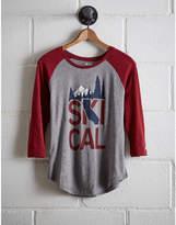 Tailgate Women's Ski Cal Baseball Shirt