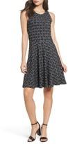 Leota Women's Ava Fit & Flare Dress