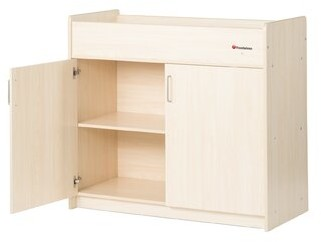 Foundations SafetyCraft Changing Table with Pad