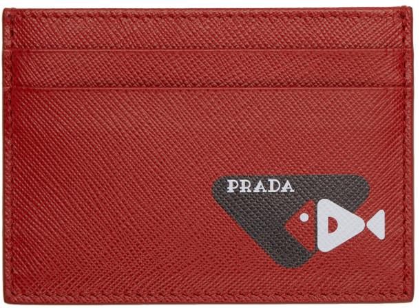 c67173beb833 Prada Men's Wallets - ShopStyle