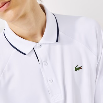 Lacoste Men's SPORT Breathable Golf Polo Shirt